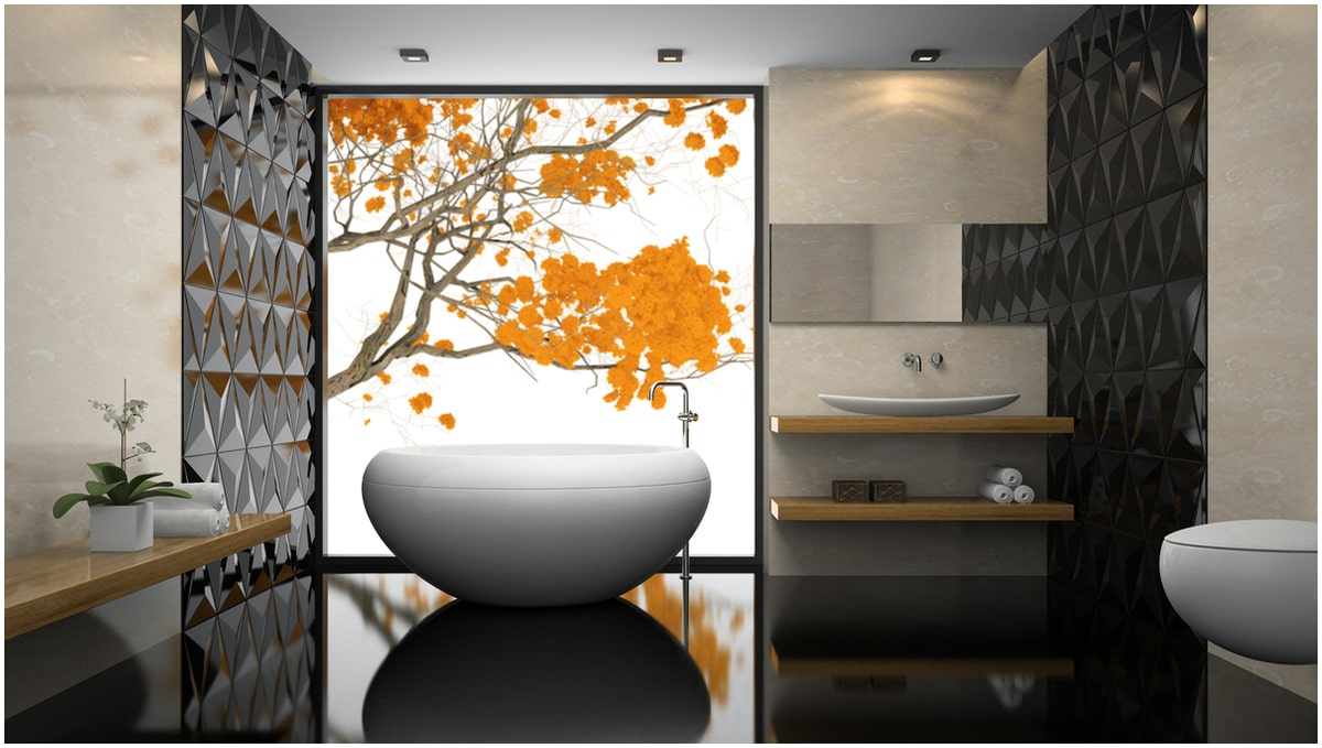 revêtement antidérapant salle de bain